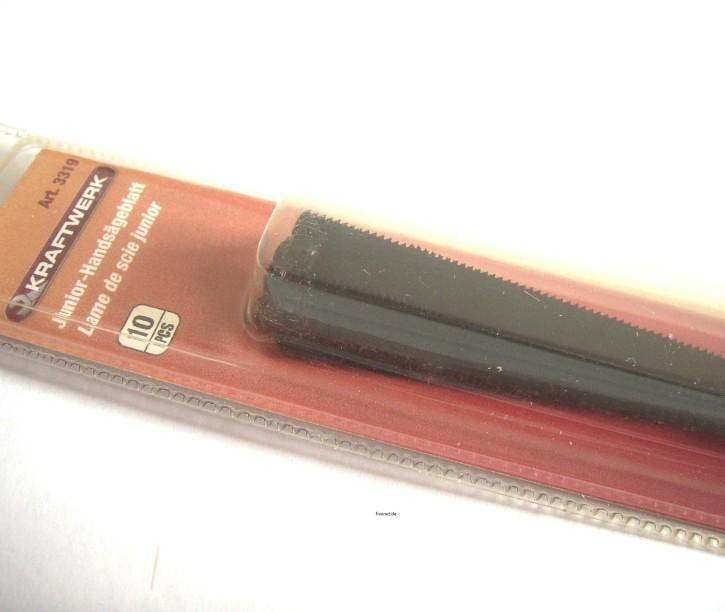 KRAFTWERK 10x Metall - Sägeblatt für Mini Handsäge