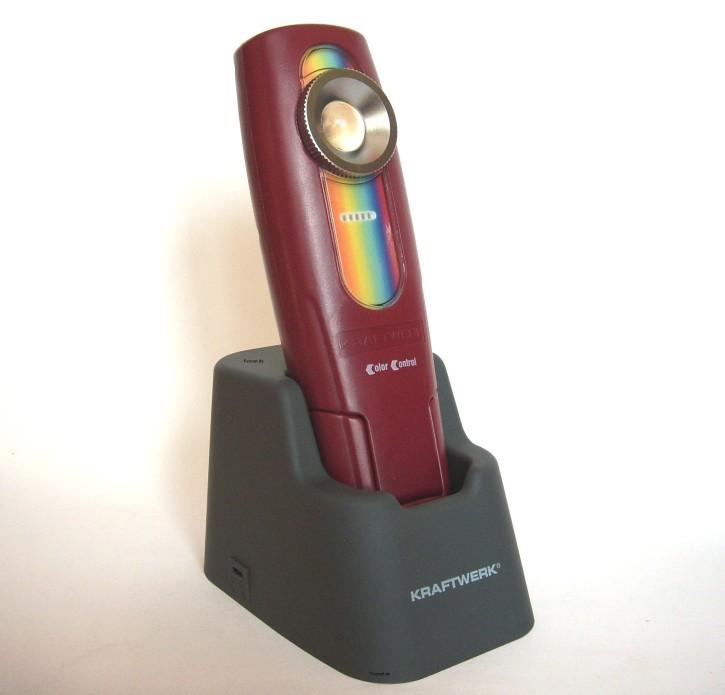 KRAFTWERK 32033 High CRI COB LED Akku Handlampe