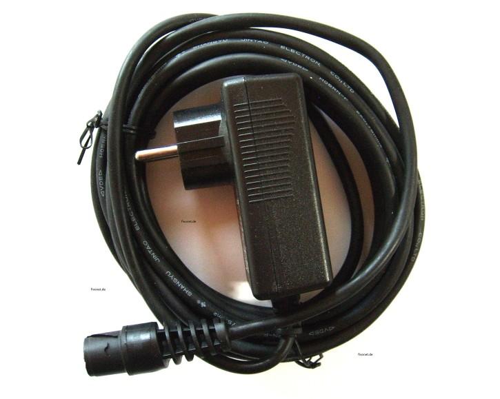 Ladegerät AUD502H Audio Light R+C Strahler mit Lautsprecher ALS/Scangrip