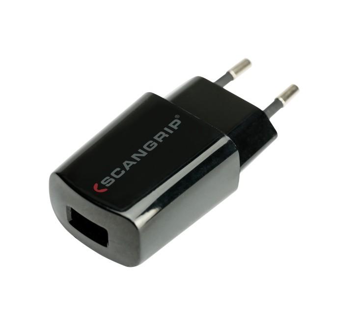 Scangrip USB Ladegerät 03.5305