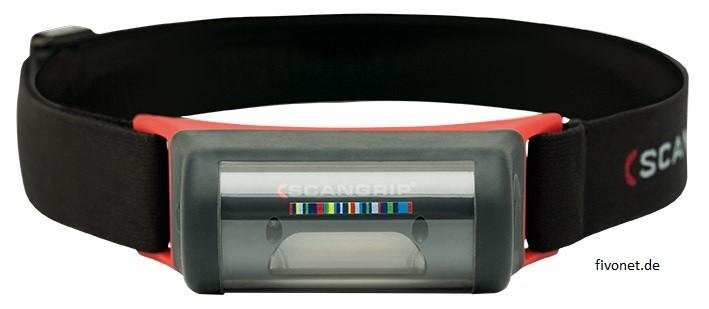 Scangrip I-Match 03.5412 Kopflampe Fahrzeugaufbereitung