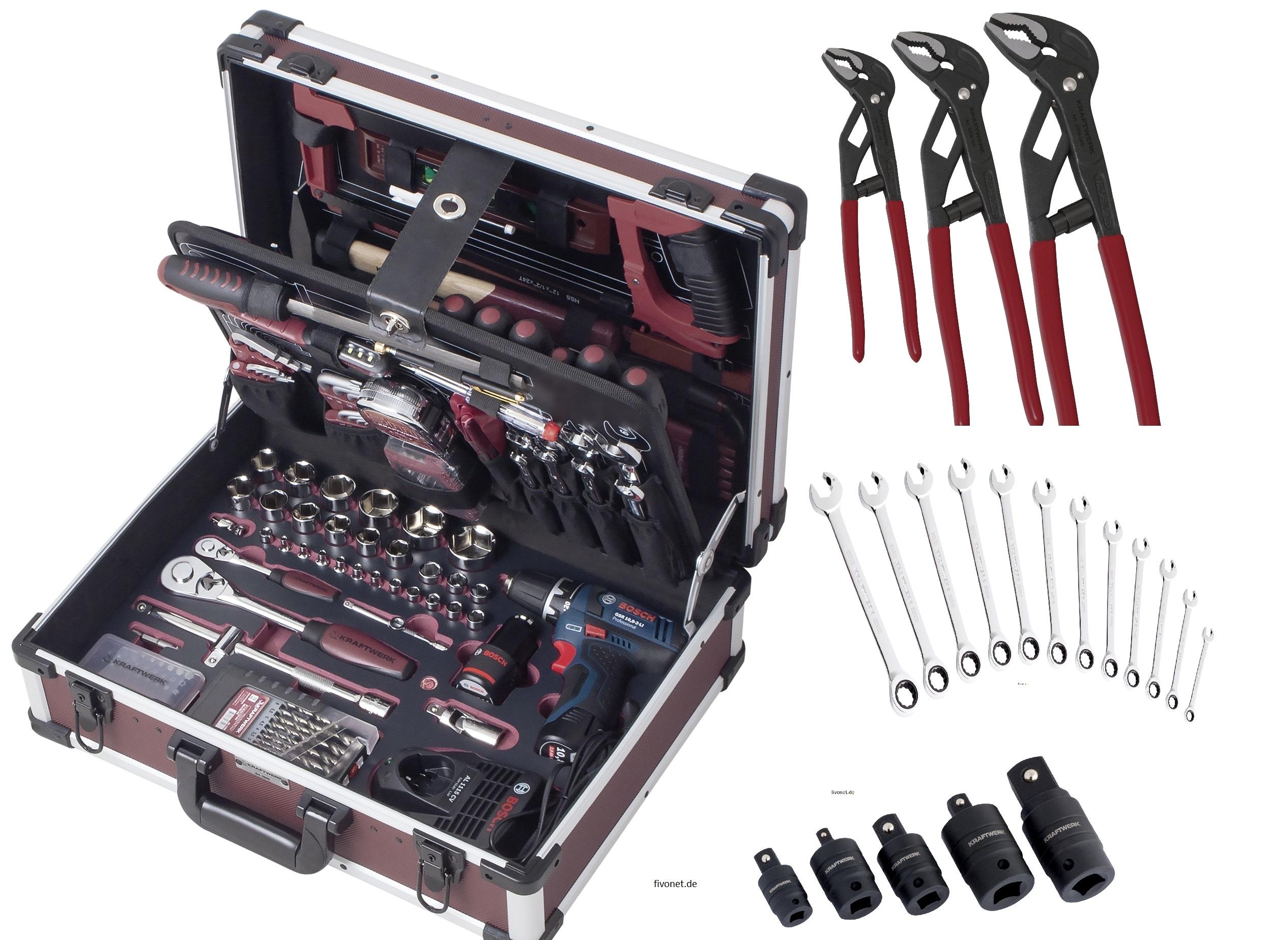 Werkzeugkoffer & Set´s
