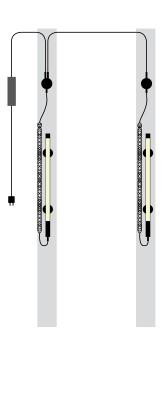 Scangrip Line Light 2-Post für Zweisäulen - Hebebühnen
