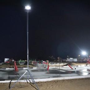 Scangrip 03.5720 Stativ 4,5 Meter für Site Light Baustrahler