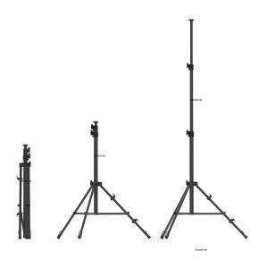 Scangrip 03.5453 VEGA LITE 6000 Lumen mit Stativ