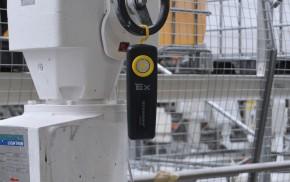 Scangrip UNI EX Explosionsgeschützte Handlampe mit Akku