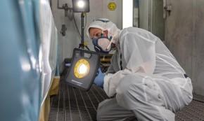 Scangrip NOVA EX CM Explosionsgeschützter Strahler