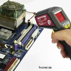 Digital Infrarot Thermometer KRAFTWERK 31135