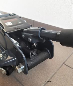 KRAFTWERK 38110 Hydraulischer Rangier - Wagenheber
