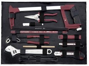 KRAFTWERK 3948 Profi Alu Werkzeugkoffer