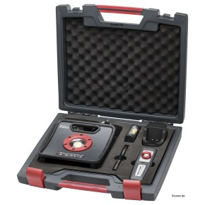 Scangrip 49.0142 Colour Match Kit2 Koffer und Rollstativ