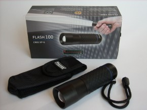 FLASH 100 Scangrip Taschenlampe mit Fokusfunktion