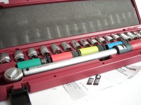 Kraftwerk 3235K3 Drehmomentschlüssel Satz im Koffer