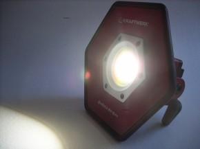 KRAFTWERK 20W High CRI COB LED Akkustrahler 32030 HEXA