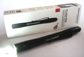 2x FLASH PEN Scangrip 03.5110 Taschenlampe Stiftlampe mit Fokus