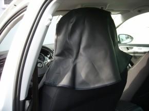 Sitzschoner Kunstleder mit Airbag Zulassung Förch