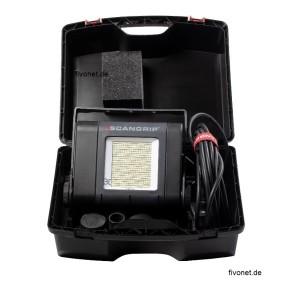 Scangrip 03.5268 SITE LIGHT 30 Baustrahler mit Koffer