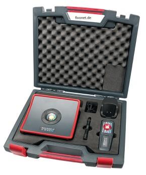 Scangrip Colour Match Kit1 Set Farberkennung im Koffer