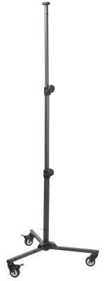 AUD502H Audio Light R+C Strahler mit Lautsprecher ALS/Scangrip Rollstativ