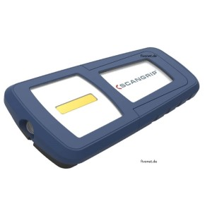Scangrip 03.5404 Miniform LED Akkuleuchte